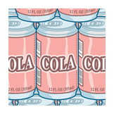 cola can stack